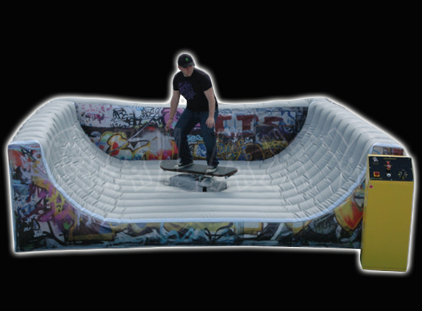 Mechanical Skatefboard