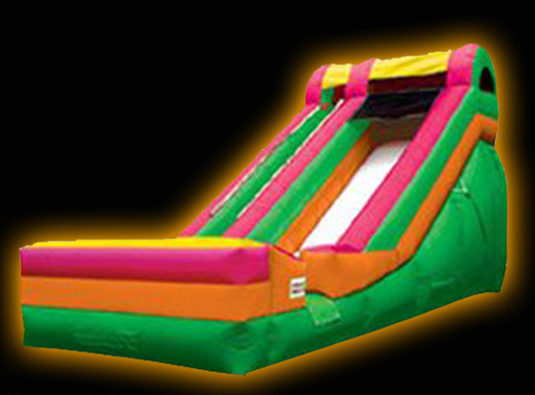 15' Backyard Slide
