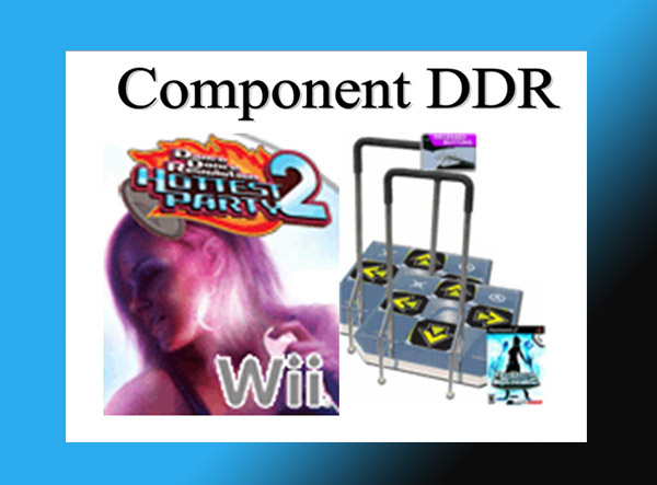 Component DDR