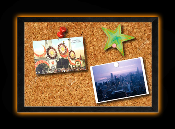 Decorate Your Own Corkboard