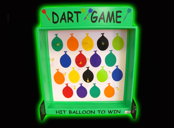 Magnetic Dart Games