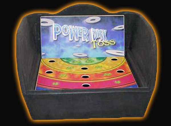 Power Disk Toss